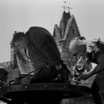 Quasimodo on the Pillory Charles Laughton  1939 Hunchback of Notre dame  picture image