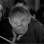 Quasimodo confesses to the murder charles laughton 1939 Hunchback of Notre dame  picture image
