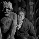 Quasimodo alone at the end  Charles Laughton  1939 Hunchback of Notre dame  picture image