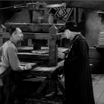 Printing Press 1939 Hunchback of Notre Dame picture image