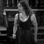 Esmeralda's Maureen O'hara first costume 1939 Hunchback of Notre dame picture image