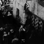 Another view of 15th century Parisian Street 1939 Hunchback of Notre Dame picture image
