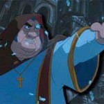 Archdeacon Hunchback of Notre Dame Disney picture image