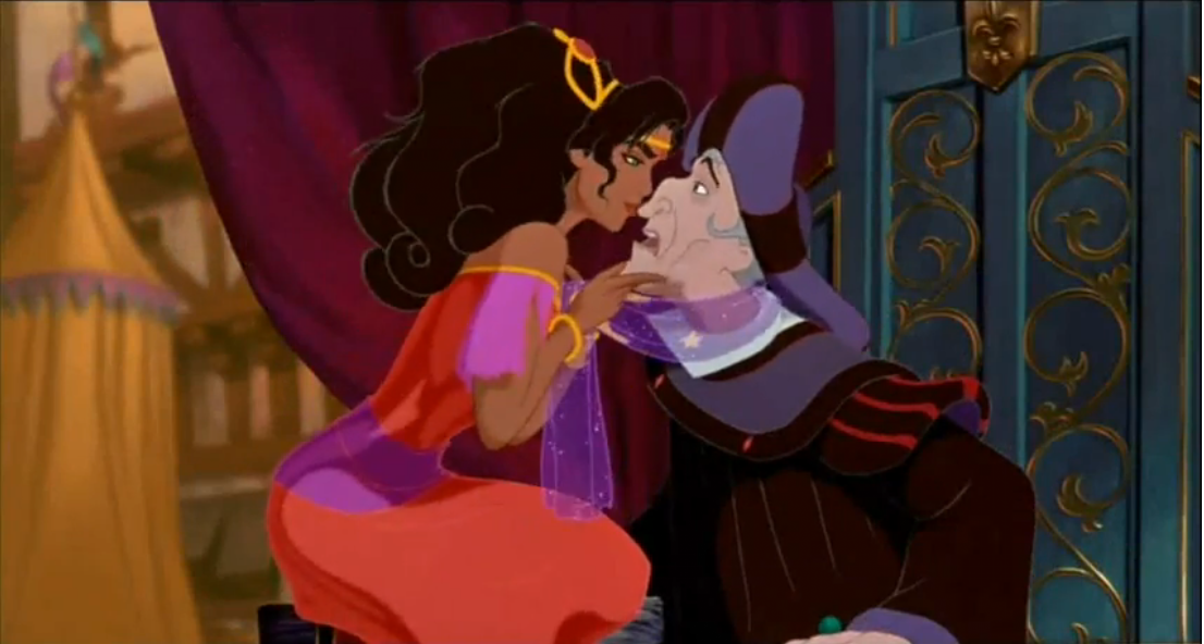 an analysis of types of love in the hunchback of notre dame by victor hugo A list of all the characters in hunchback of notre dame  indeed, his love for  notre dame's bells and for the beautiful sound of their ringing represents his only .