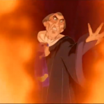 Frollo Hunchback of Notre Dame Hellfire Disney picture image