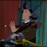 Disney Frollo Hunchback of Notre Dame picture image