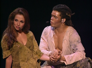 Esmeralda and Clopin Notre Dame de Paris