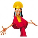 Kuzco The Emperor's new Groove Disney  picture image