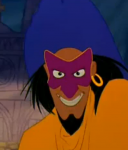 Clopin with Puppet bells Disney Hunchback of Notre Dame picture image