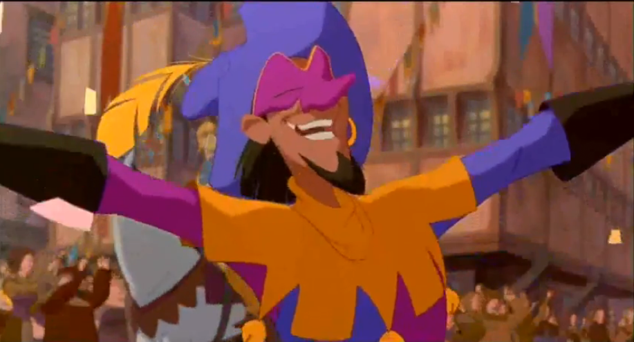 Clopin Disney Hunchback Notre Dame picture image