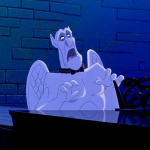 Victor singing A Guy Like you Disney Hunchback of Notre Dame picture image