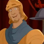 Phoebus Disney Hunchback of Notre Dame picture image