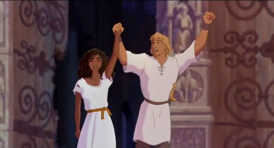 Esmeralda And Phoebus Costumes Minor Differenc...
