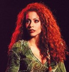 Janine Masse played Esmeralda in the Las Vegas cast picture image