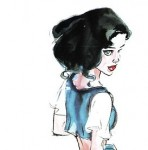 Concept Art for Esmeralda Disney Hunchback of Notre dame picture image