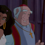 Archdeacon Disney Hunchback of Notre Dame Smile picture image