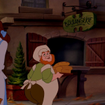 The Baker Disney Beauty and the Beast picture image