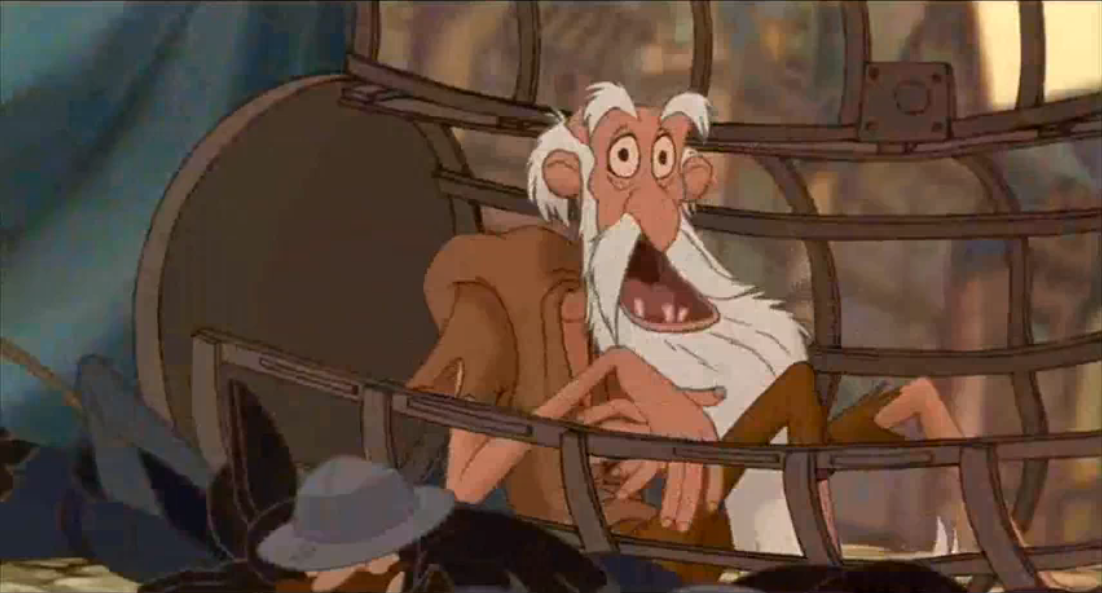 Deeper look at the Disney's Hunchback of Notre Dame Characters ...
