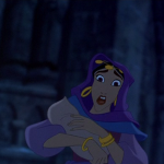 Quasimodo's Mother Disney Hunchback of Notre Dame picture image