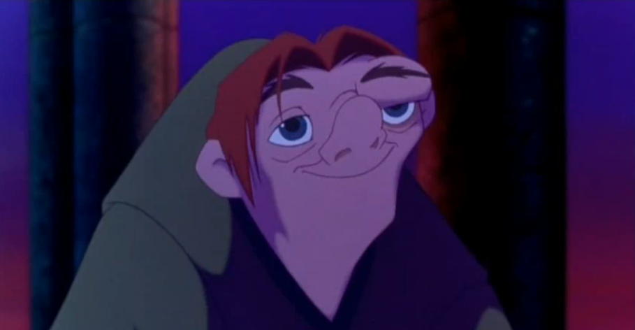 Let's get Superficial – The looks of Quasimodo from Disney's Hunchback of Notre Dame – The ...