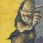 Quasimodo Concept Art Disney Hunchback of Notre Dame  picture image