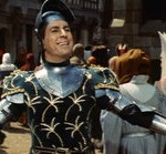 Jean Danet as Phoebus, 1956 The Hunchback of Notre Dame picture iamge