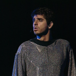 Patrick Fiori as Phoebus from Notre Dame de Paris picture image