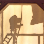 A Puppet of Quasimodo bells Disney Hunchback of notre dame picture image