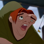 Quasimodo during Out There Disney Hunchback of Notre Dame picture image
