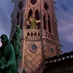 Quasimodo during Out There with anachronism Disney Hunchback of Notre Dame picture image