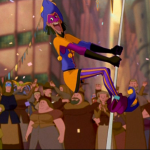 Clopin Topsy Turvy Disney Hunchback Notre Dame picture image