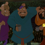 the Blind Court of Miracles Disney Hunchback of Notre Dame picture image