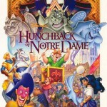 Cast Poster of Disney Hunchback of Notre Dame