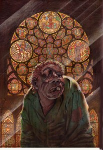 Hunchback of Notre Dame Graphic Novel by Tim A Conrad