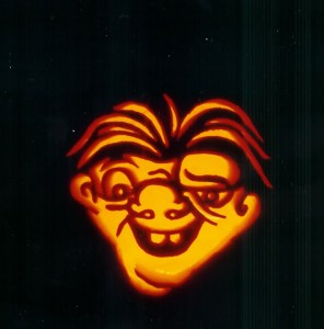 Quasimodo on a Pumpkin by Pumpkinman_01 from Disney Hunchback of Notre Dame picture image