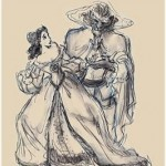 Beauty and the Beast Concept Art  Disney