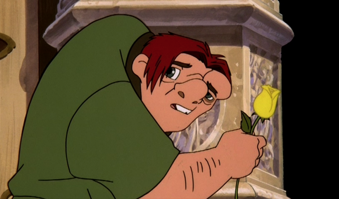 Sad Quasimodo Sequel Hunchback of Notre Dame II Disney picture imageQuasimodo Disney Sad