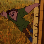 Quasimodo singing Ordinary Miracles Sequel Hunchback of Notre Dame II Disney picture image