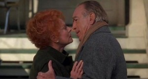 Maureen O'Hara and Anthony Quinn in Only the Lonely  picture image