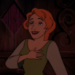 Madeline I'd Stick With You Hunchback of Notre Dame II Disney Sequel 2 picture image