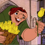 Quasimodo Le Jour D'Amour Hunchback of of Notre Dame II 2 Disney Sequel picture image