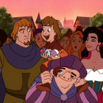 The Cast Hunchback of Notre Dame Sequel 2 II picture image Disney