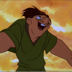 Quasimodo singing Ordinary Miracle Hunchback of Notre Dame Disney sequel 2 II picture image