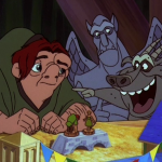 Quasimodo, Victor, Hugo Hunchback of Notre Dame II Disney Sequel 2 picture image