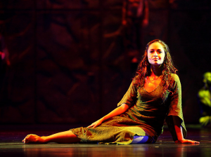 Candice Parise as Esmeralda  during Belle  Notre Dame de Paris 2011-2012 Asian Tour picture image