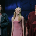 Dennis Ten Vergert, Lilly-Jane Young, Matt Laurent 2012 Asian Tour Cast Notre Dame de Paris picture image
