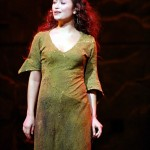 Cadice Parise as Esmeralda 2012 Asian Tour Cast Notre Dame de Paris picture image