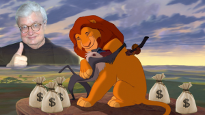 money and accolades = The Lion King