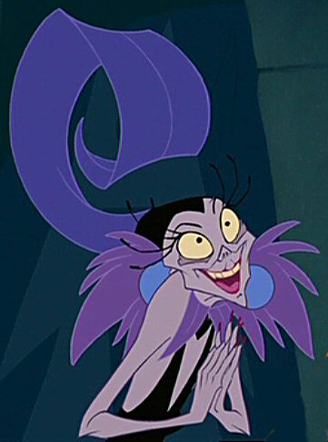 Yzma The Emperor's New Groove picture image