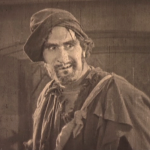 Clopin (Ernest Torrence) 1923 Hunchback of Notre Dame picture image